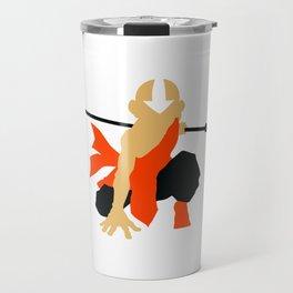 Avatar Aang Travel Mug