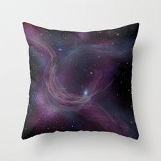 Nebula IX Throw Pillow