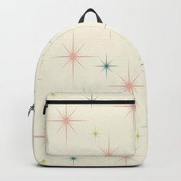 Mid Century Modern Stars Backpack