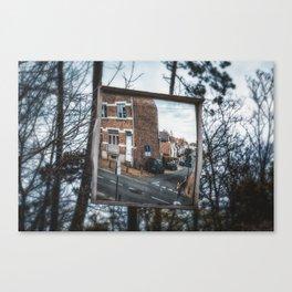 Mirrorcity Canvas Print