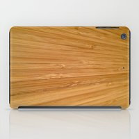 bamboo iPad Cases featuring Bamboo by Olivier P.