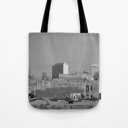 From a Balcony in Wicker Park Tote Bag