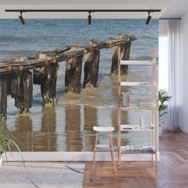 Sea Power Wall Mural