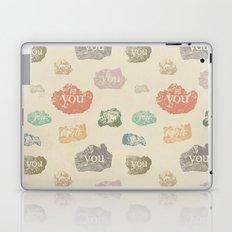 You Rock (Pattern) Laptop & iPad Skin