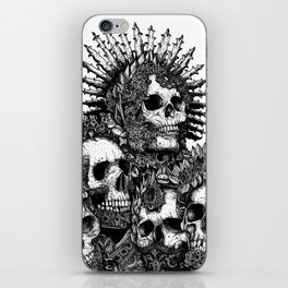 The Ancients Kings : Reunion iPhone Skin