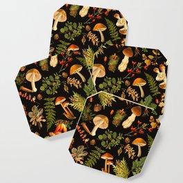 Vintage & Shabby Chic - Autumn Harvest Black Coaster