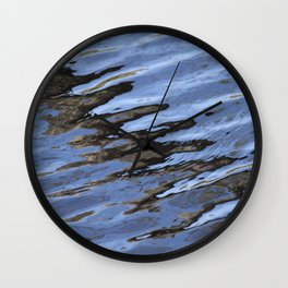 Burgess Branch Wall Clock