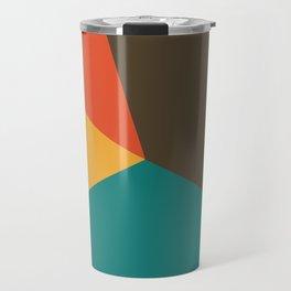 Geometric Minimalist 01 Travel Mug