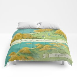 Moominvalley Map Interpretation (1/3) Comforters