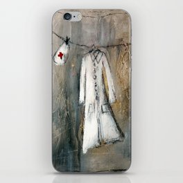nurse iPhone Skin