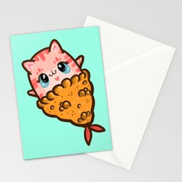 Tem-Purr-a Stationery Cards
