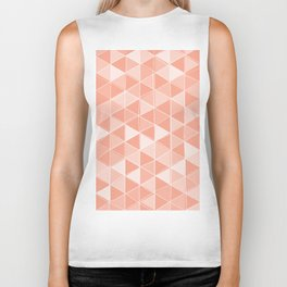 Coral Triangles Biker Tank