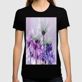 Purple Lavender Flowers T-shirt