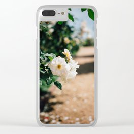 Down the Garden Path, No. 2 Clear iPhone Case