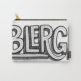 Blerg! Carry-All Pouch