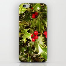 Real Christmas iPhone Skin