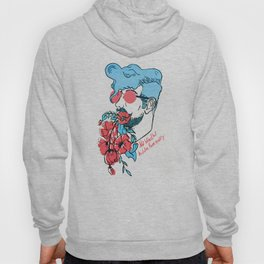 Rose Colored Glasses  Hoody
