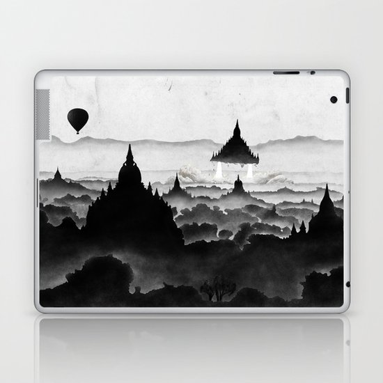 Aurora (On Paper) Laptop & iPad Skin