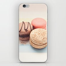 Macaron Pastel Color iPhone & iPod Skin