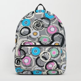 Flower Power II Backpack