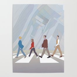 Inception Road Poster