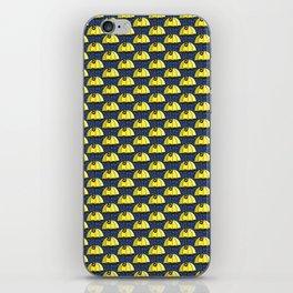 Umbrella of Sunshine Yellow iPhone Skin