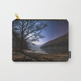Night sky in Glendalough, Wicklow Mountains - Ireland Print (RR 266) Carry-All Pouch