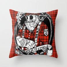 LUMBERDOG Throw Pillow