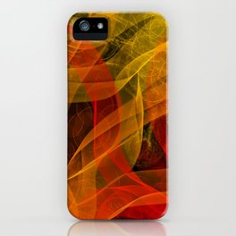 Warm Color Collab iPhone Case
