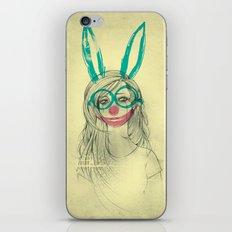 UNPRETTY iPhone & iPod Skin