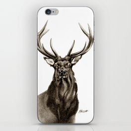 Heart of The Hunted iPhone Skin
