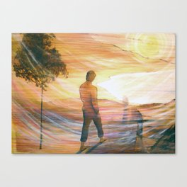 Donovan 1 Canvas Print