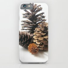 Pinecones iPhone 6s Slim Case