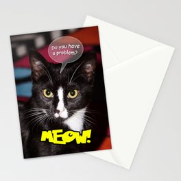 Meow! 03 Stationery Cards