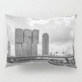 Rotterdarm cityscape Pillow Sham