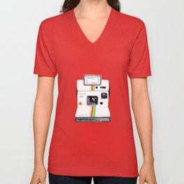 Polaroid Unisex V-Neck