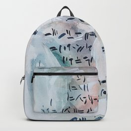 Watercolor 04 Backpack