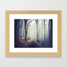 Fforest Framed Art Print