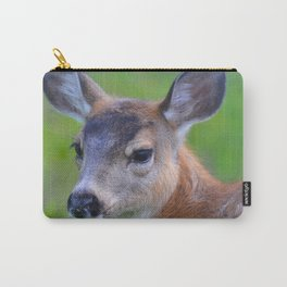 Sitka Black-Tail Fawn Carry-All Pouch