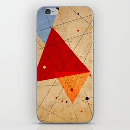 knot iPhone Skin