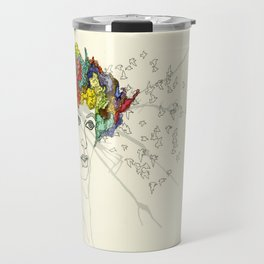 SplatterHead. Travel Mug