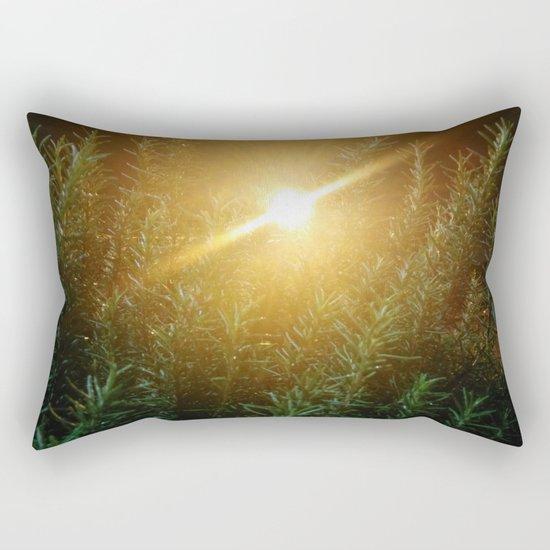 Rosemary Sunrise Rectangular Pillow