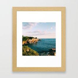 Jacmel, Alive Framed Art Print
