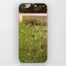 Wild Shrubs iPhone & iPod Skin