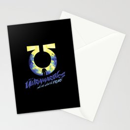 Ultramarines Stationery Cards