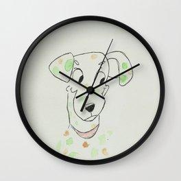 Dalmation Wall Clock