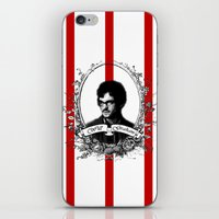 will graham iPhone & iPod Skins featuring Will Graham by JM London