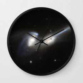 Galaxy merger Wall Clock