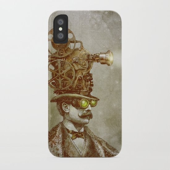 The Projectionist  iPhone Case