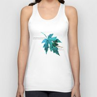 tinker bell Tank Tops featuring Tinker Bell I'll always love you by Chien-Yu Peng